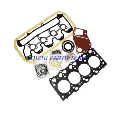 ENGINE//HEAD GASKET SET FOR ISUZU 4LE2 ENGINE Case Hitachi Kobelco Excavator IHI