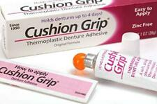 Cushion Grip Thermoplastic Denture Adhesive 1 Oz Tube For Sale