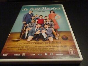 COFFRET-COLLECTOR-2-DVD-034-LE-PETIT-NICOLAS-034-Kad-MERAD-Valerie-LEMERCIER