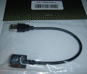 Axxess AXNISUSB2 Fits Nissan USB Adaptor Retain OE USB Retention Metra Harness