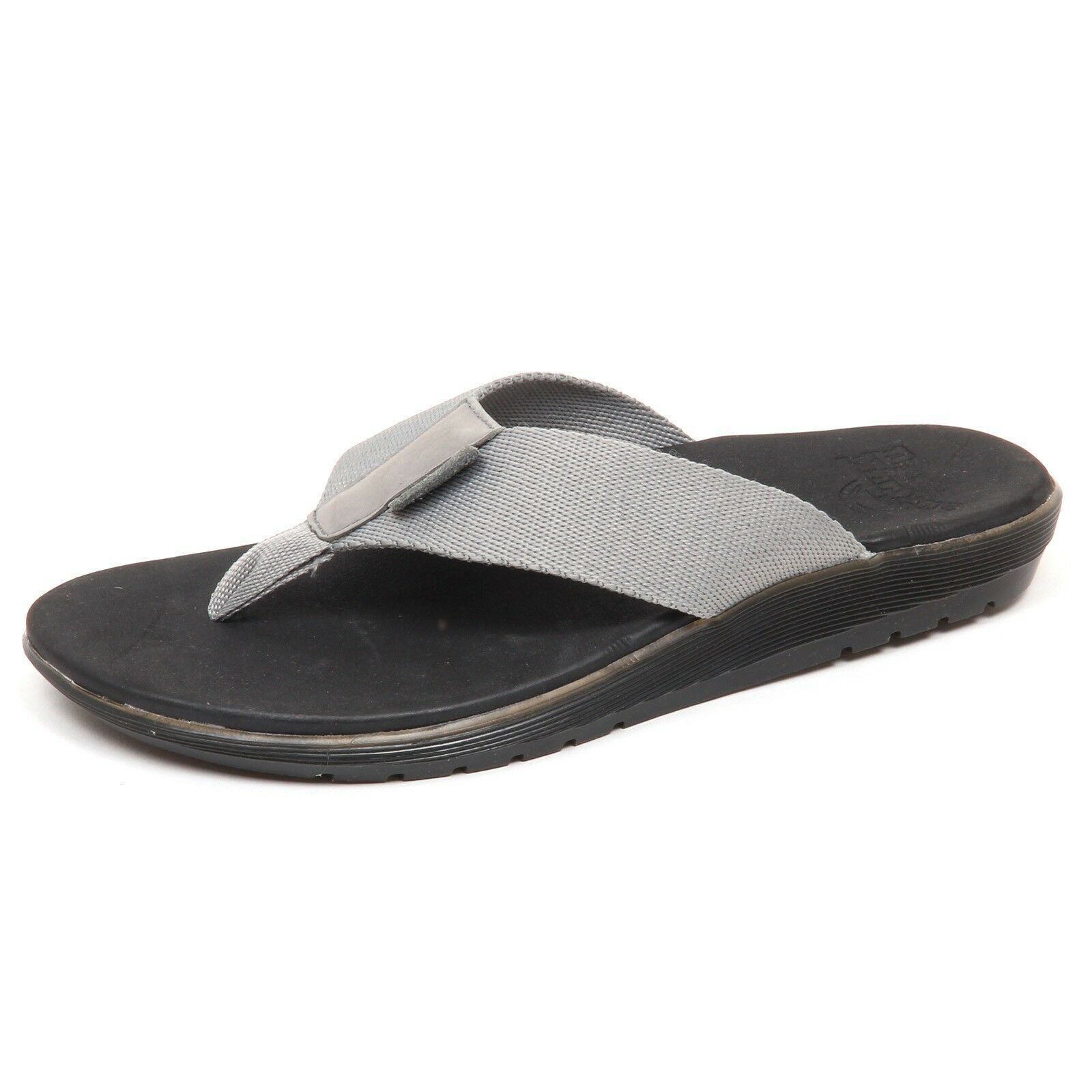 D9802 (without box) infradito uomo DR. MARTENS MANA grey flip flop shoe man