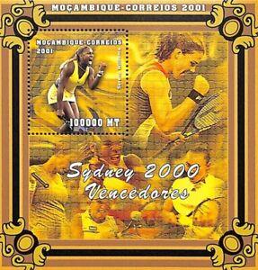 36558-SUP-Mnh-Mozambique-2001-Sydney-2000-Tennis-Serena-Williams