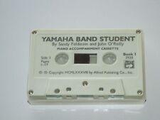 MC Sandy Feldstein - Piano Accompaniment Cassette - Yamaha Band Student - Book 1