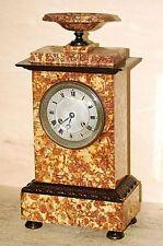 ORIGINALE SCHLICHTE  SIGNIERTE BIEDERMEIERUHR um 1800