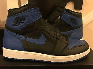 factory price 53262 cfc60 Image is loading Nike-Air-Jordan-1-ROYAL-Blue-High-Retro-
