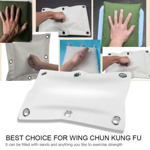 Wing Chun Punch Bag Kung Fu Martial Arts Kick Boxing Sand Bag Training Exercise