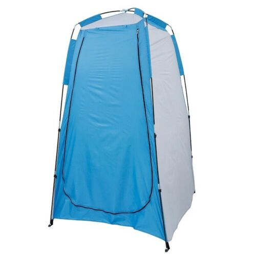Camping Tent Shelter Privacy Shower Toilet Bath Portable Waterproof Fitting Room