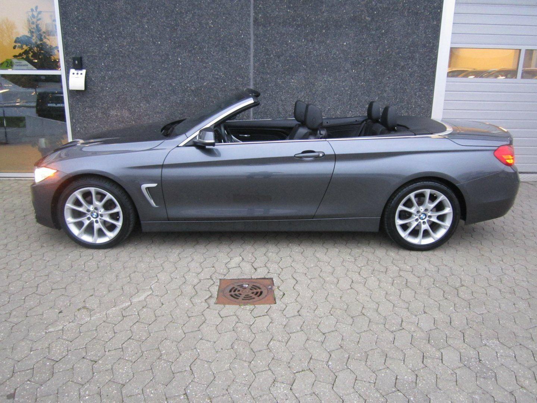 BMW 420d 2,0 Cabriolet aut. 2d - 429.500 kr.