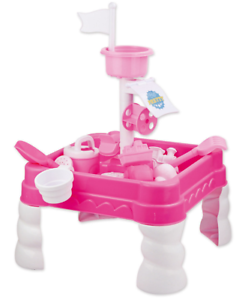 Image Is Loading Girls PINK Sand And Water Play Table Kids
