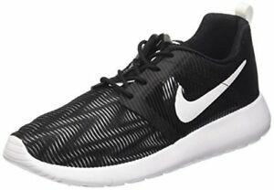 Schuhe NIKE Roshe One Flight Weight (GS) 705485 008 BlackWhite