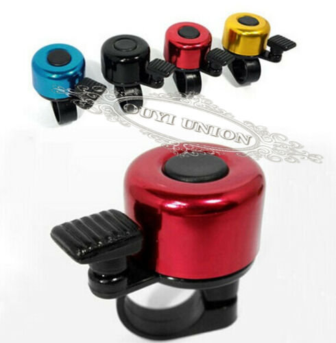 Metal Ring Handlebar Bell Sound for Bike Bicycle Outdoor Sports 8 colors