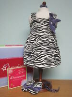 American Girl Safari Sundress-retired/nib