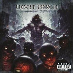DISTURBED-034-THE-LOST-CHILDREN-034-CD-NEU