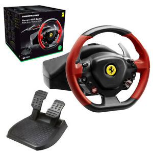 Thrustmaster Ferrari 458 Spider Racing Wheel for Xbox One / Xbox Series X NEW
