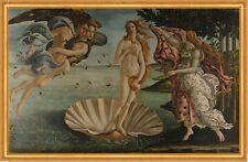 El nacimiento de venus Sandro Botticelli mitología diosa concha B a2 03214