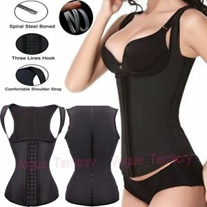 066bfeacaea Image is loading Fajas-Reductoras-Colombian-Shapewear-Body-Shaper-LATEX- Waist-
