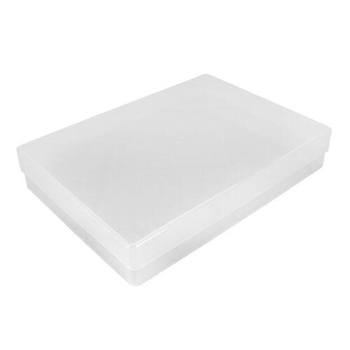 A4 Speicherung Akten Kiste,1 5 10 Klar,Weston,Papier,Handwerk 304x216x55mm