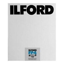 Ilford FP4 Plus 125 Large Format 4x5 Black & White Negative Film (25)