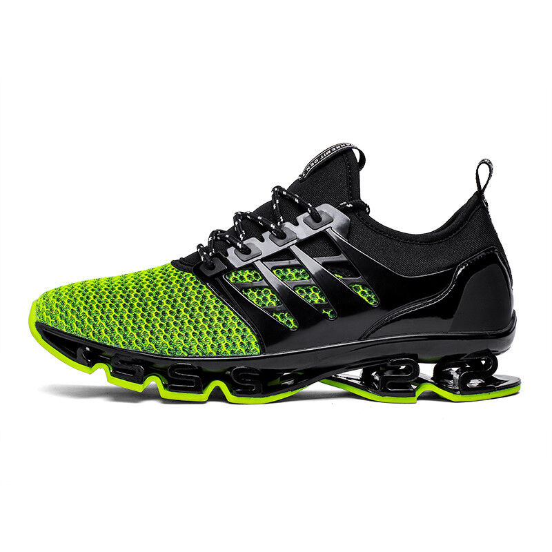 Athletic Sport Men's Breathable Mesh Casual Sneakers Comfy Running shoes