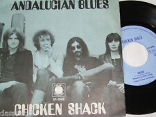 "7"" - Chicken Shack / Maudie & Andalucian Blues - Blue Horizon # 0035"