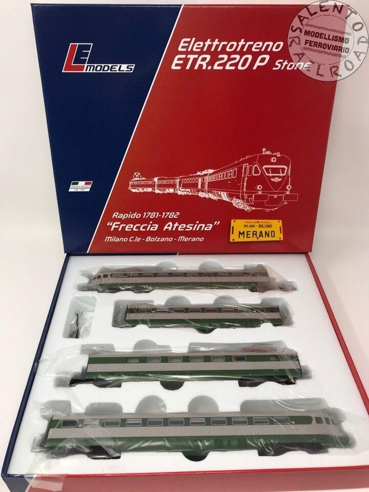 LE MODELS LE15231 tren eléctrico ETR234  Flecha El sur de tirol del sur  4