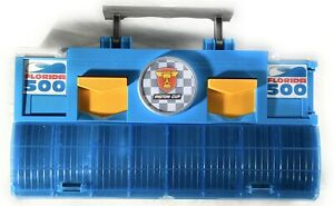 Disney-Pixar-Cars-3-Ultimate-Launcher-Carrying-Case-Florida-500-Piston-Cup-Works