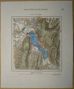 1877-Perron-map-LAKE-ANNECY-HAUTE-SAVOIE-FRANCE-61