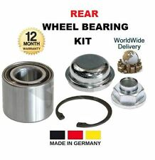 FOR SUZUKI ALTO MK IV V 1.0 1.1 2002-- ON NEW REAR WHEEL BEARING KIT