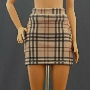 "Handmade~Doll skirt for 12/""Doll~ Barbie,Fashion royalty,Silkston #B06-0-001580-0"