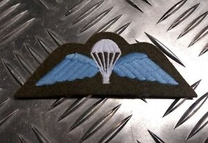 Genuine-British-Military-Parachute-Regiment-Shoulder-Patch-Badge-Para-Wings-NEW