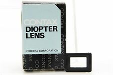 [UNUSED] Genuine Contax Diopter Lens FL+2 for RX/II Aria S2/b 167MT NX 28308