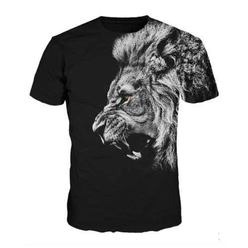 Animal Lion 3D Print Hoodie Women//Men/'s Casual Sweatshirt Pullover Shirt Tops