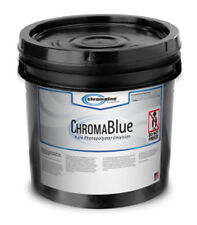 Chromaline Chromablue Photopolymer Emulsion Gallon Free Same Day Shipping