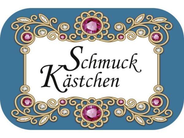 2019 Neuestes Design Pillendose Schmuck KÄstchen Pfefferminzdragees Mintdose (100 G/26.33 €) 74 Elegant Im Geruch