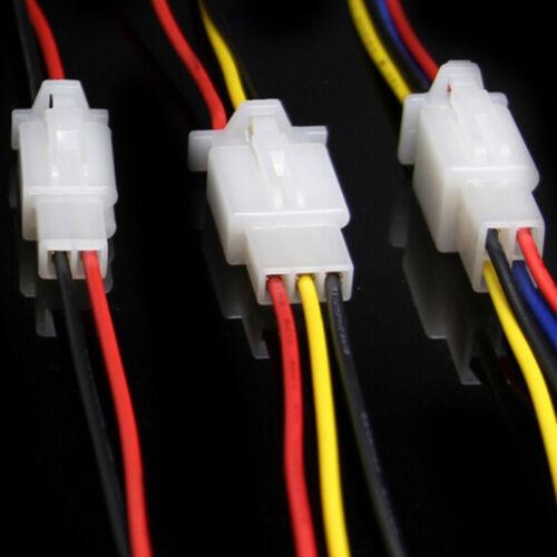 TPD 5 Satz 2,8mm Auto Elektrische Multi Steckverbinder Terminal Block Socket2