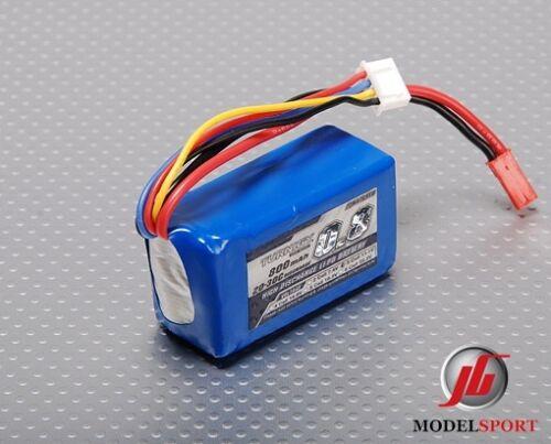 Turnigy Lipo Batteria 800mAh 3S 20C 11.1v PER AEREO AUTO ELICOTTERO