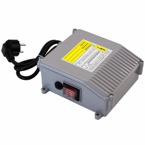 AWM motorschutzschalterbox pour 750 W puits Pompes control box 0,75 KW