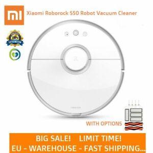 Details about Xiaomi Roborock S50 Robot Vacuum Cleaner (2nd Gen)