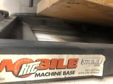 Mobile Base Htc Hjts 761 X Jet Contractors Table Saw With30 Fence Jwts 10pfx