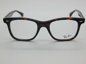 3ea4b2df4f NEW Authentic Ray Ban RB 5248 2012 Havana Tortoise 49mm RX ...