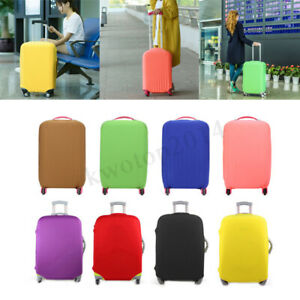 18-30'' Travel Luggage Cover Case Protector Elastic Suitcase Dustproof Bag new