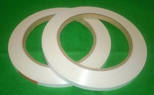 12 rolls of double sided high tack craft tape 9mm x 33mtrs