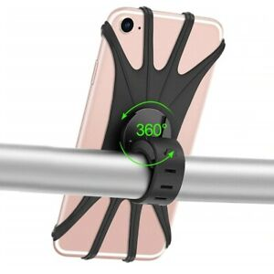 Silicone-Bicycle-Phone-Holder-for-IPhone-11-pro-max-6-7-8plus-X-Xr-Xs-for-Mobile