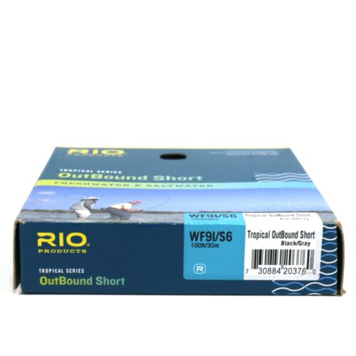 ALL SIZES Rio Tropical OutBound Short I//S6 Fly Line FREE SHIPPING