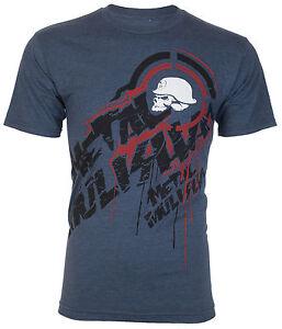 METAL-MULISHA-Men-T-Shirt-DRAIN-Motocross-Racing-NAVY-Biker-Fox-No-Fear-30