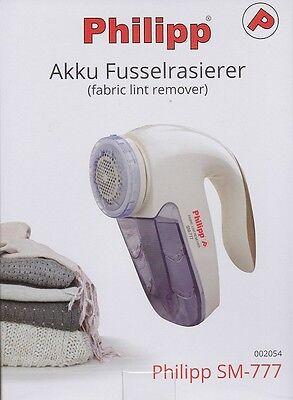 Philipp Akku Fusselrasierer SM-777