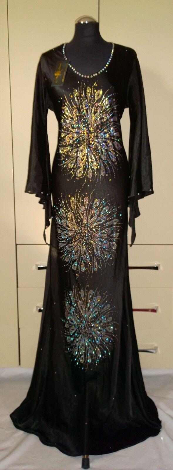 AbsoluHommest magnifique Africain traditionnel robe longue-Taille unique ( B16)