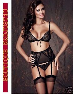 lingerie serre taille