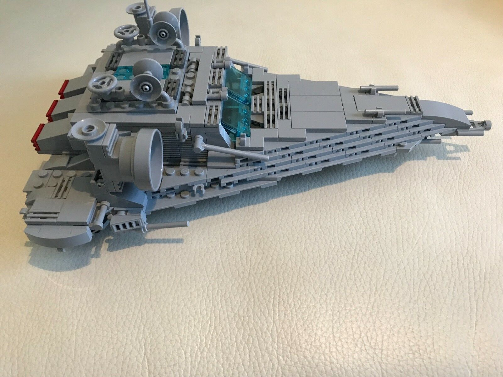 Lego Imperial Destroyer 100 Wars Design Star Ver2 Mon mwyNvn0O8