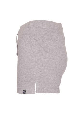 Da Donna Casual Estivi Vacanze Tinta Unita Pantaloni corti Donna Jersey Tie Hotpants